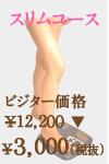スリムコース 3,150円